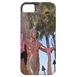 Statue of Duke Paoa Kahinu Mokoe Hulikohola iPhone 5 Covers