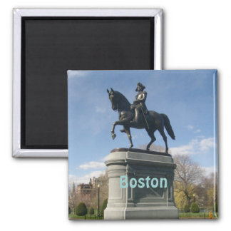 Statue of George Washington Magnet
