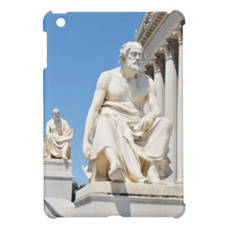 Statue of Greek philosopher Cover For The iPad Mini