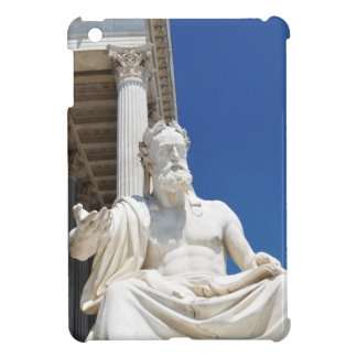 Statue of Greek philosopher iPad Mini Cover