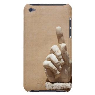 Statue of hand in Palazzo dei Conservatori Barely There iPod Cover