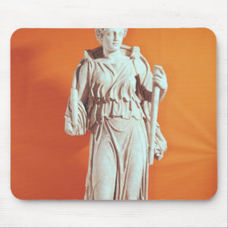 Statue of Hecate Mouse Mat