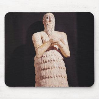 Statue of Itur-Shamagen, King of Mar Mouse Mat