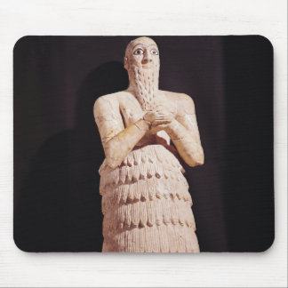Statue of Itur-Shamagen, King of Mar Mouse Pad