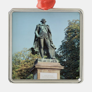 Statue of Jean Francois de Galaup Christmas Ornament