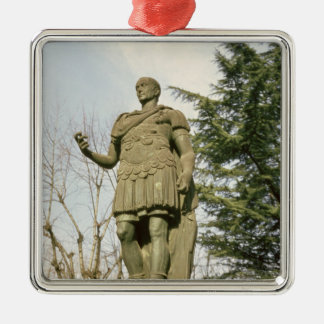 Statue of Julius Caesar Christmas Ornament