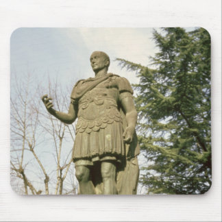Statue of Julius Caesar Mouse Mat
