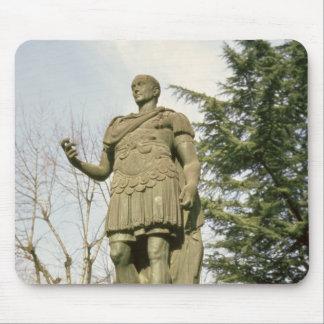 Statue of Julius Caesar Mouse Pad