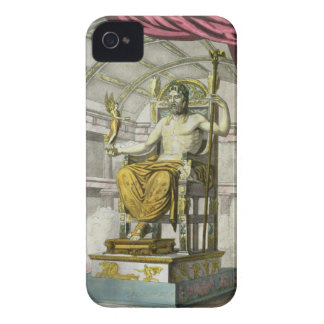Statue of Jupiter in a Temple, from 'Costumi dei R Case-Mate iPhone 4 Cases