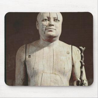 Statue of Ka-Aper Mouse Mat