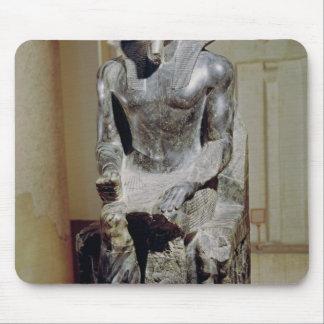 Statue of Khafre Mouse Mat