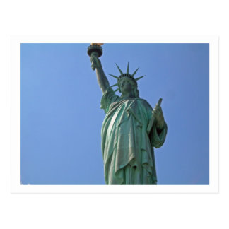 Statue of Liberty 001 Postcard