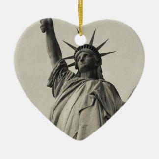 Statue of Liberty 10 Christmas Ornament
