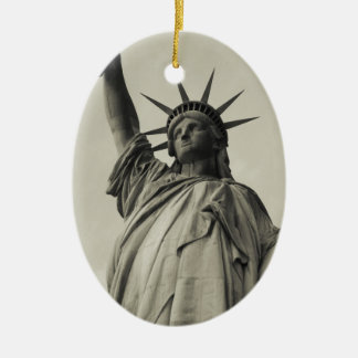 Statue of Liberty 10 Christmas Ornament