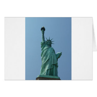 Statue of Liberty 11 Card