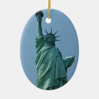 Statue of Liberty 11 Christmas Ornament
