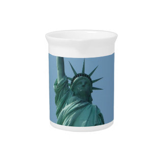 Statue of Liberty 11 Drink Pitchers