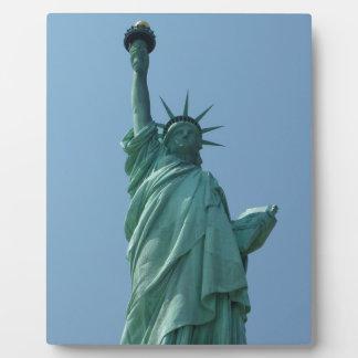 Statue of Liberty 11 Plaque