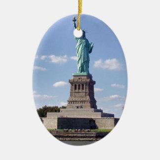 Statue of Liberty 13 Christmas Ornament