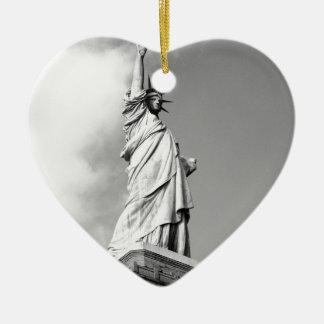 Statue of Liberty 14 Christmas Ornament