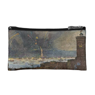 STATUE OF LIBERTY, 1886 COSMETIC BAG