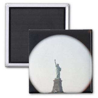 Statue of Liberty, 1886 Refrigerator Magnet