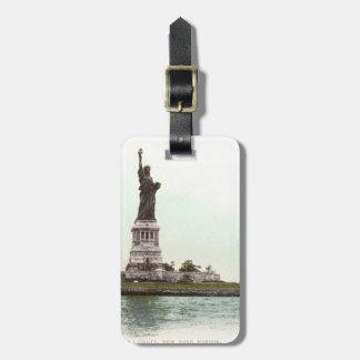 Statue Of Liberty, 1900 Bag Tag