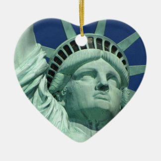 Statue of Liberty 2 Christmas Ornament
