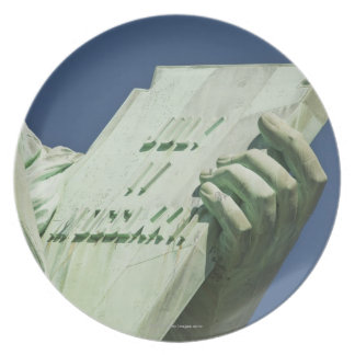 Statue of Liberty 2 Dinner Plate