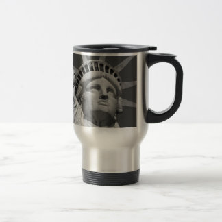 Statue of Liberty 2 Travel Mug