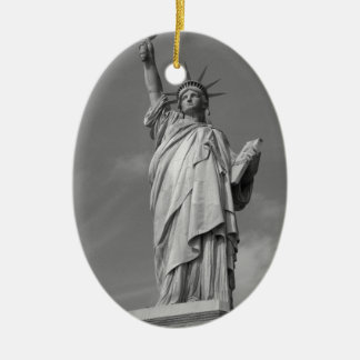 Statue of Liberty 3 Christmas Ornament