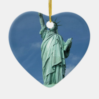 Statue of Liberty 3 Christmas Ornament