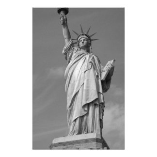 Statue of Liberty 3 Customised Stationery
