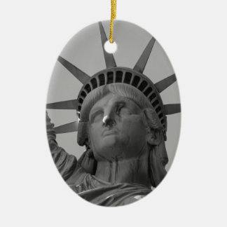 Statue of Liberty 4 Christmas Ornament