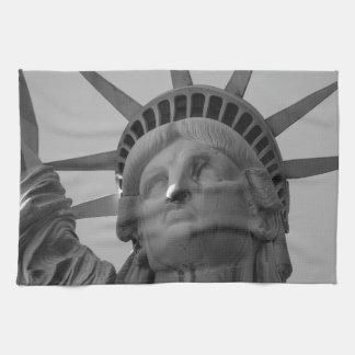 Statue of Liberty 4 Towels