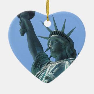 Statue of Liberty 5 Christmas Ornament
