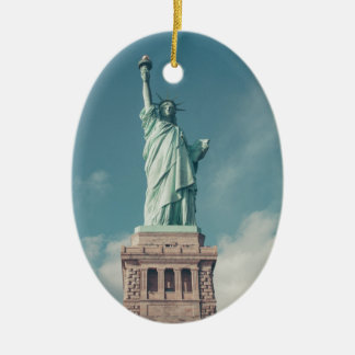 Statue of Liberty 6 Christmas Ornament