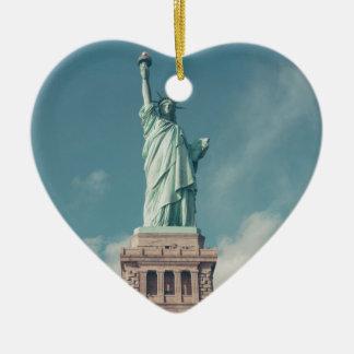 Statue of Liberty 6 Christmas Ornament
