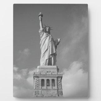 Statue of Liberty 6 Plaque
