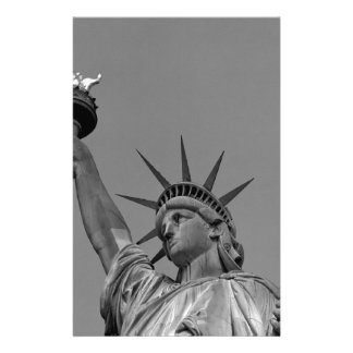 Statue of Liberty 7 Customised Stationery