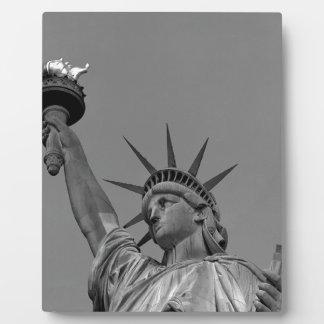 Statue of Liberty 7 Plaque