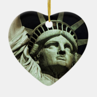 Statue of Liberty 8 Christmas Ornament