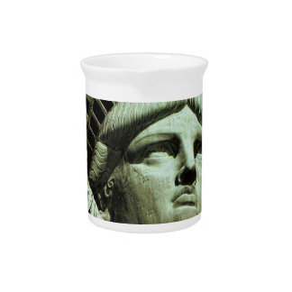 Statue of Liberty 8 Pitcher