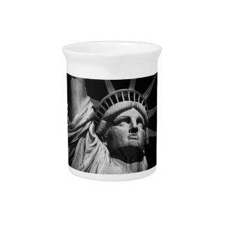 Statue of Liberty 8 Pitcher