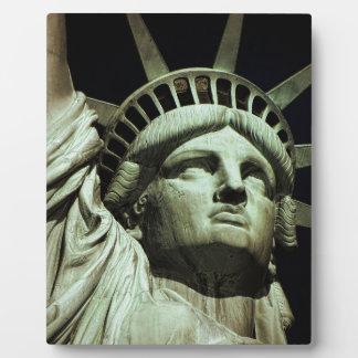 Statue of Liberty 8 Plaque