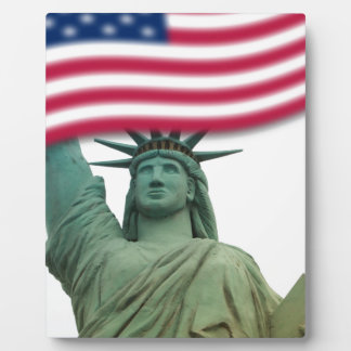 Statue of Liberty 9 Plaque