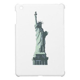 statue of liberty.ai iPad mini case