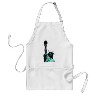 Statue of Liberty Aprons