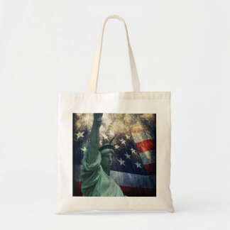 Statue of Liberty Tote Bags