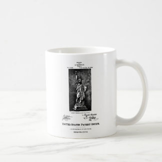 Statue-of-Liberty Basic White Mug